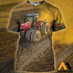 3D All Over Printed Case Ih T-Shirt Hoodie Sntl250409 / Xs Clothes