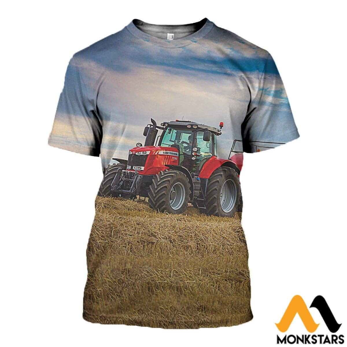 3D All Over Printed Case Ih T-Shirt Hoodie Sntl250410 / Xs Clothes