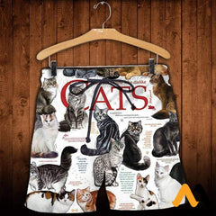 3D All Over Printed Cats Collection Shirts And Shorts / Xs Clothes