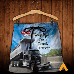 3D All Over Printed Custom Truck Shirts And Shorts / Xs Clothes