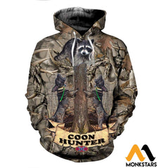 3D All Over Printed Deer Tops Normal Hoodie / Xs Clothes