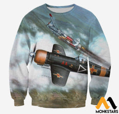 3D All Over Printed Iar 81C Clothes Long-Sleeved Shirt / Xs