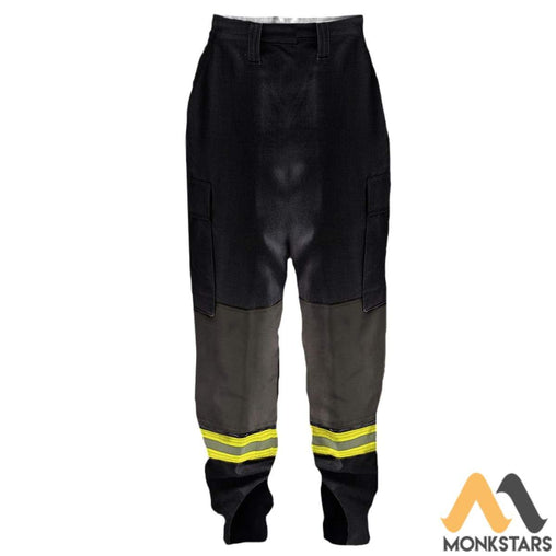 3D All Over Printed Joggers - Black Firefighter Suit S