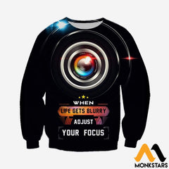 3D All Over Printed Photography Shirts Long-Sleeved Shirt / Xs Clothes