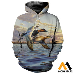 3D Printed Ducks Clothes Normal Hoodie / Xs
