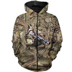 Camo Hunting 3D All Over Printed Shirts For Men & Women