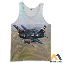 Bearcat 3D All Over Printed Shirts For Men & Women Tank Top / S Clothes