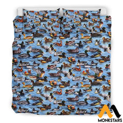 Bedding Set - Duck Black / King