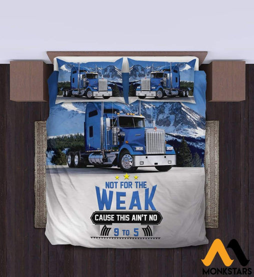 Bedding Set - Truck