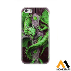 Dragon Cover For Samsung And Iphone Sttm190412 5S Phone Case