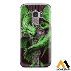 Dragon Cover For Samsung And Iphone Sttm190412 Galaxy S6 Edge Plus Phone Case