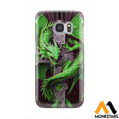 Dragon Cover For Samsung And Iphone Sttm190412 Galaxy S6 Phone Case