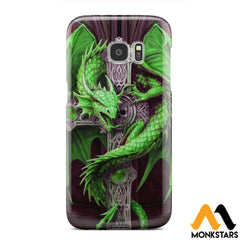Dragon Cover For Samsung And Iphone Sttm190412 Galaxy S7 Edge Phone Case