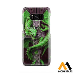 Dragon Cover For Samsung And Iphone Sttm190412 Galaxy S8 Phone Case