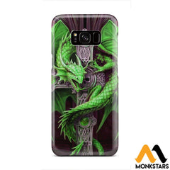 Dragon Cover For Samsung And Iphone Sttm190412 Galaxy S8 Plus Phone Case