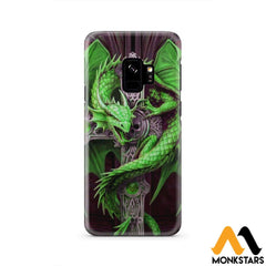 Dragon Cover For Samsung And Iphone Sttm190412 Galaxy S9 Phone Case