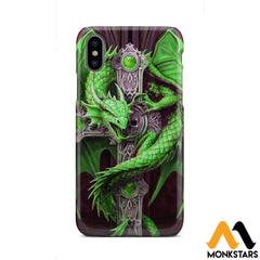 Dragon Cover For Samsung And Iphone Sttm190412 X Phone Case