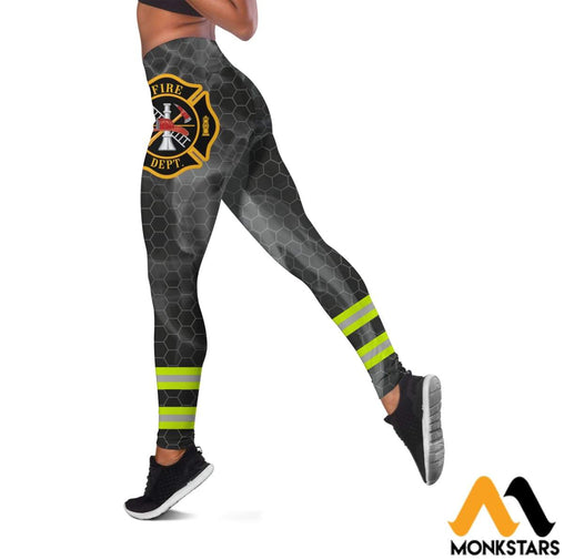 Leggings - Firefighter S