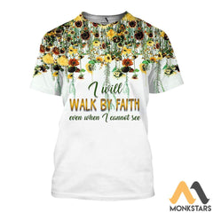 Lifes A Dance Sun Floral 3D All Over Printed Shirts For Men & Women T-Shirt / Xs Clothes