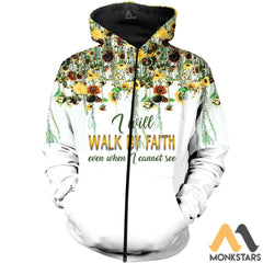 Lifes A Dance Sun Floral 3D All Over Printed Shirts For Men & Women Zipped Hoodie / Xs Clothes