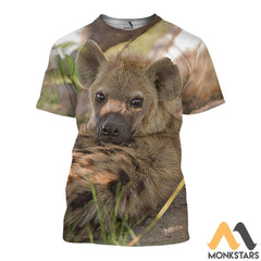 Love Hyenas 3D All Over Printed Shirts For Men & Women T-Shirt / Xs Clothes