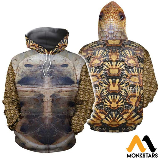 Love Turtle 3D All Over Printed Shirts For Men & Women Normal Hoodie / Xs Clothes