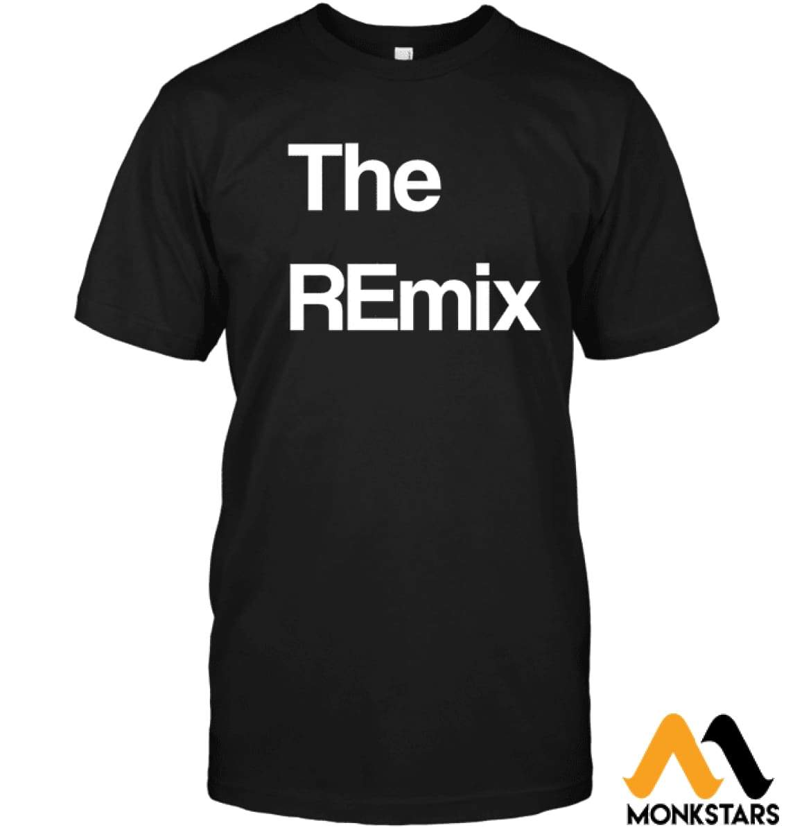 Son - Theremix Hanes Tagless Tee / Black S Apparel