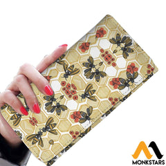 Women Wallet - Bee Womens