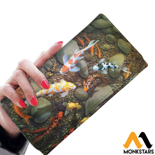 Women Wallet - Koi Womens