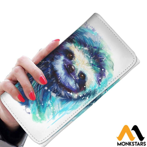 Women Wallet - Sloth Love Atdk030501 Womens