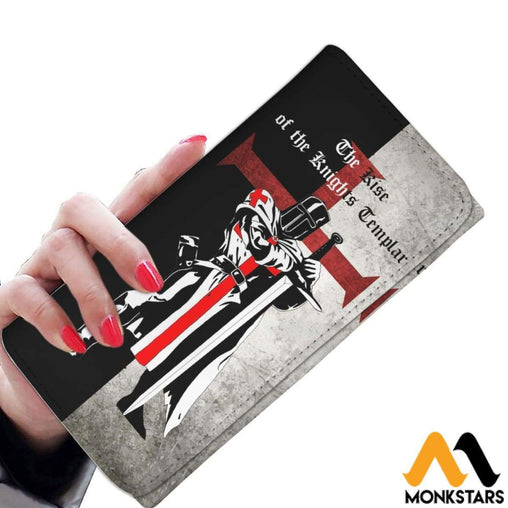 Women Wallet - The Rise Of The Knights Templar Womens