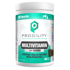 Progility MultiVitamin + Taurine 90CT