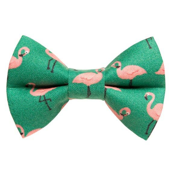Sweet Pickles Designs - The Next Stop, Miami - Cat Bow Tie