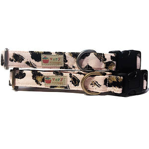Very Vintage Designs - Margaux - Organic Cotton Pet (Dog & Cat) Collar