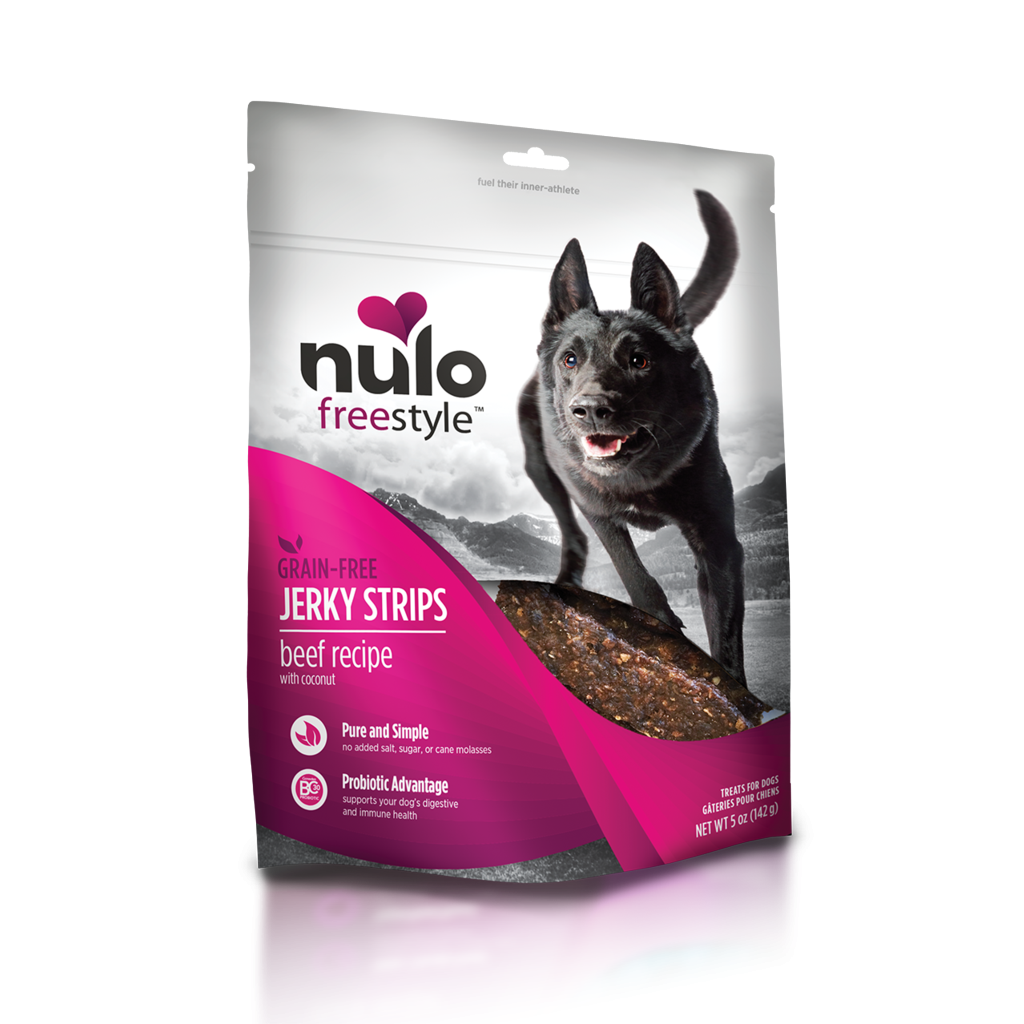 Nulo Jerky strip beef With coconut 5oz