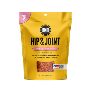 Bixbi Hip & Joint Treats salmon 10oz