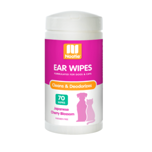 Nootie Ear Wipes 70ct
