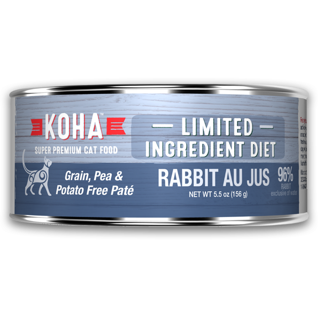 Koha LID Rabbit 5.5oz