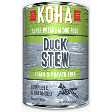 Load image into Gallery viewer, Koha Dog Duck Stew 12.7oz
