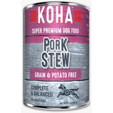 Load image into Gallery viewer, Koha Dog Pork Stew 12.7oz