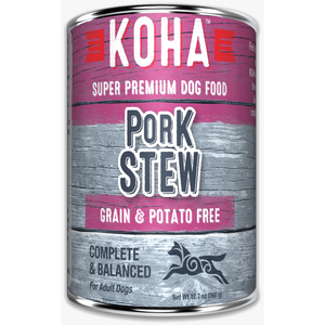 Koha Dog Pork Stew 12.7oz