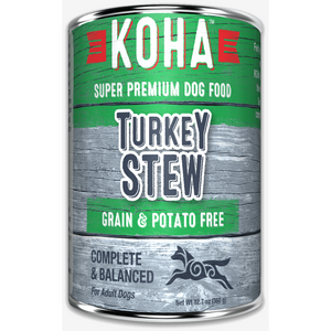 Koha Dog Turkey Stew 12.7oz