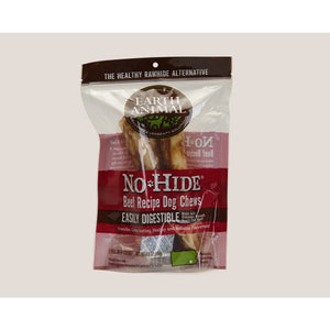 "Earth Animal no hide beef chews 7"" 2 pack"