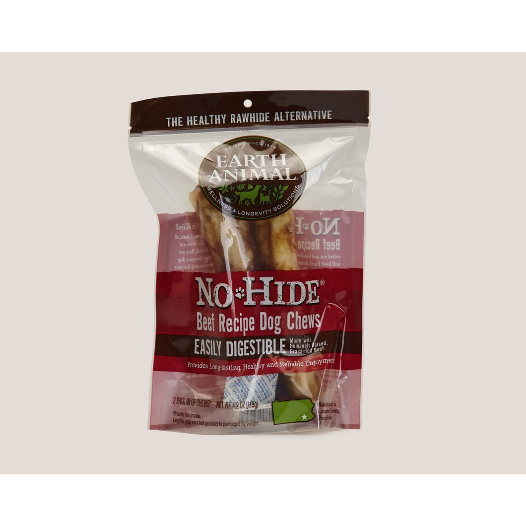 Earth Animal no hide beef chews 7