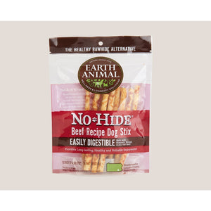 Earth Animal beef stix small 10 pack