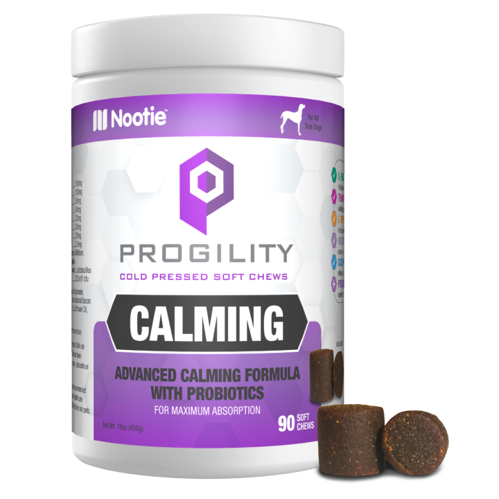 Progility calming large chews 90ct 16oz