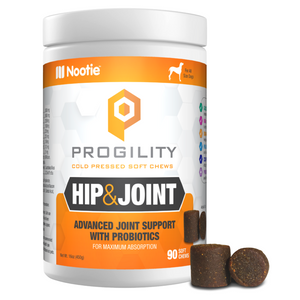 Progility hip & Joint soft chews 90ct 16oz