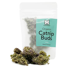 Load image into Gallery viewer, Munchiecat - Munchiecat Organic Catnip Buds 5g, USA Grown, Hand Picked