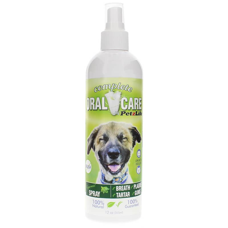 Petzlife oral care spray peppermint
