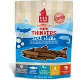Plato Dog Mini Thinkers salmon 6oz